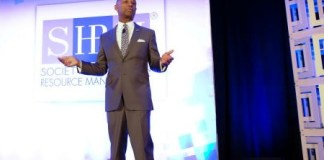 SHRM CEO Johnny C. Taylor, Jr.