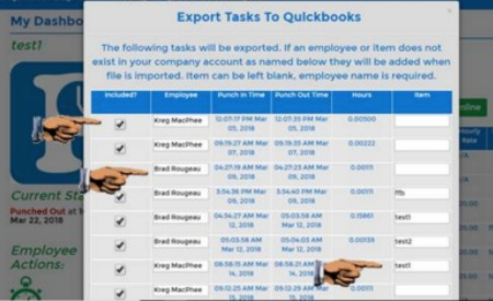 PayTickr Integrates Time Tracking, Payroll with Quickbooks