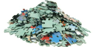 Jigsaw Pile