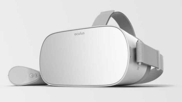 Oculus Product Shot