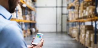 Warehouse Smartphone
