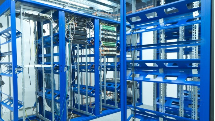 Server Room Rack
