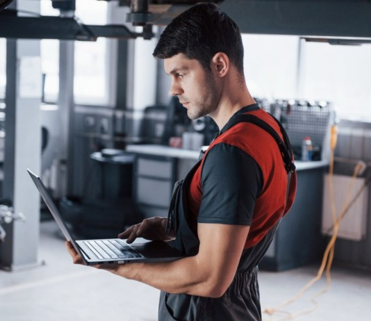 Laptop Labor