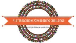 LetsReadIndie Reading Challenge