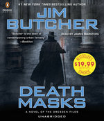 Death Masks (Audiobook)