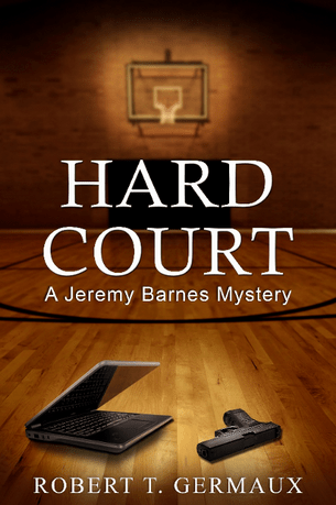 Hard Court by Robert Germaux Cover Reveal Event - Book Cover Photo
