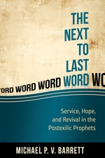 The Next to Last Word