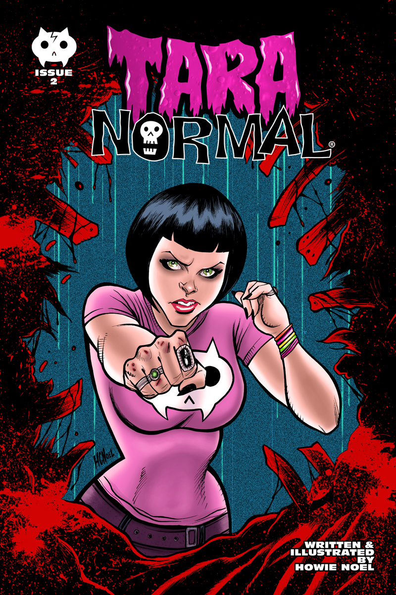 Tara Normal Issue 2 Cover