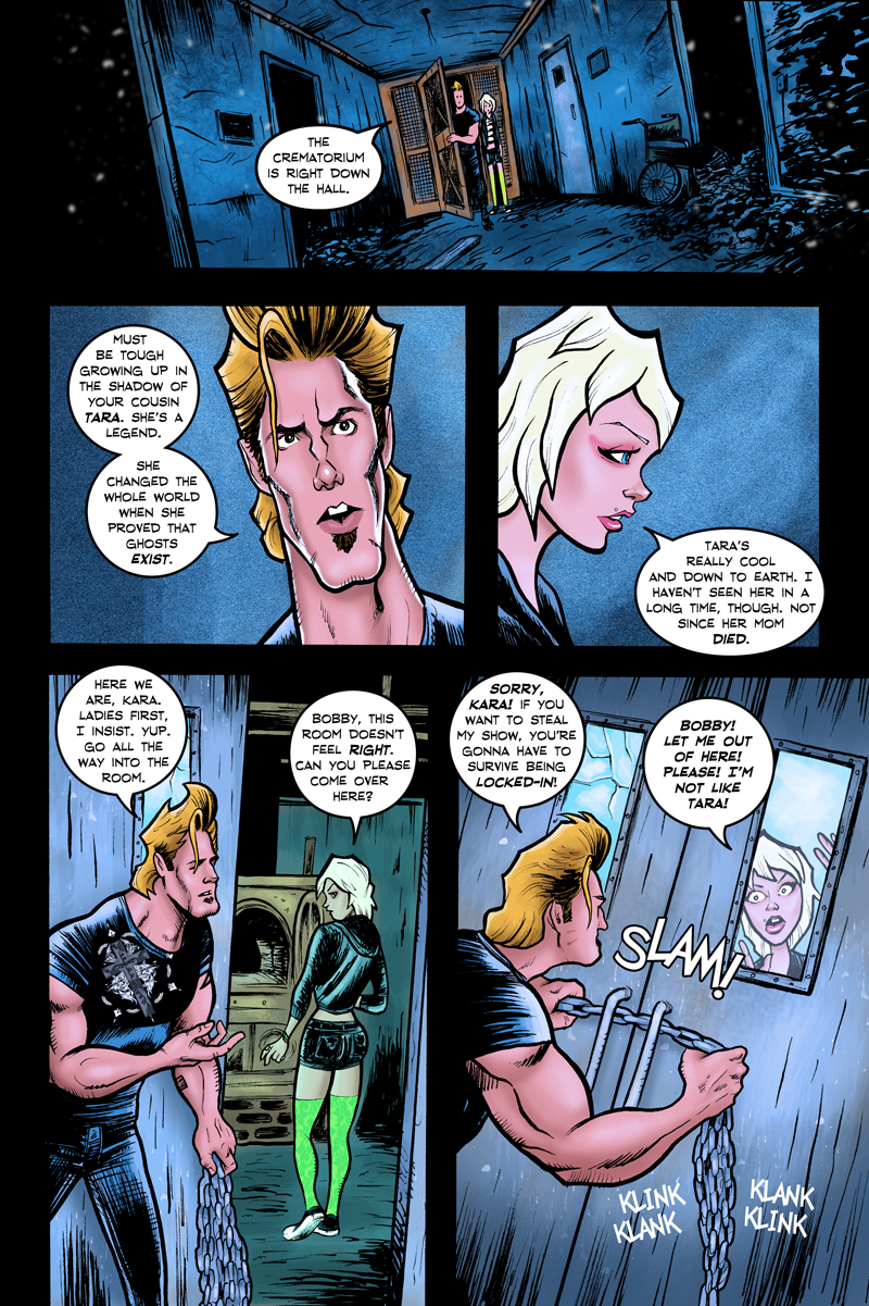 Tara Normal Issue 2 Page 003