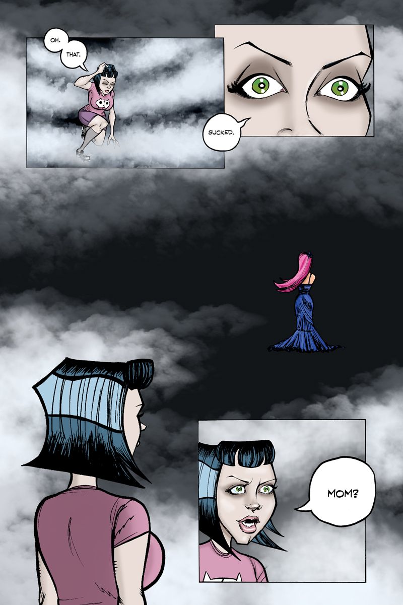 Tara Normal Complete Webcomic Page 094