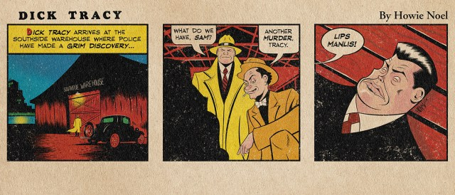 Dick Tracy Tuesday Daily Strip