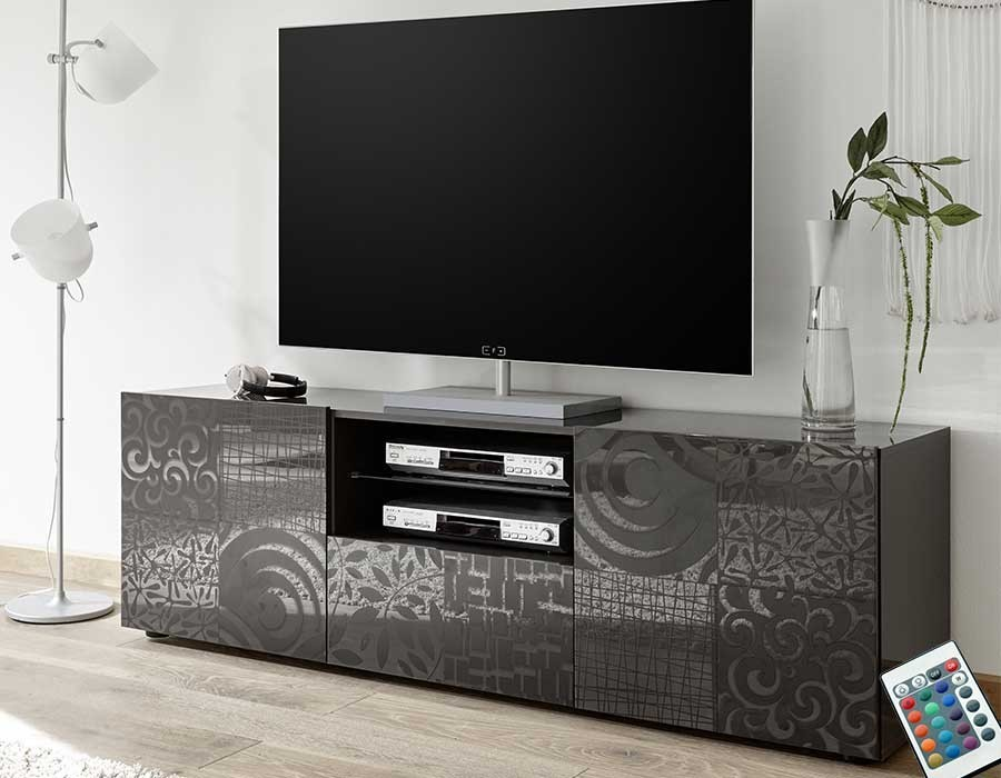 ensemble tv anthracite design elda 2