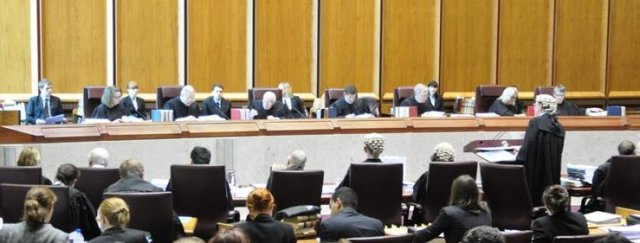 Image result for The High Court sitting shared by www.medianet.info