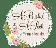 A Bushel and a Peck Vintage Rentals
