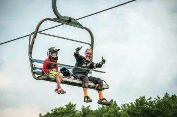Scenic Chairlift at Beech Mountain Resort