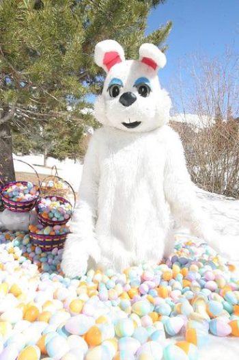 Easter Egg Hunt at Sugar Mountain