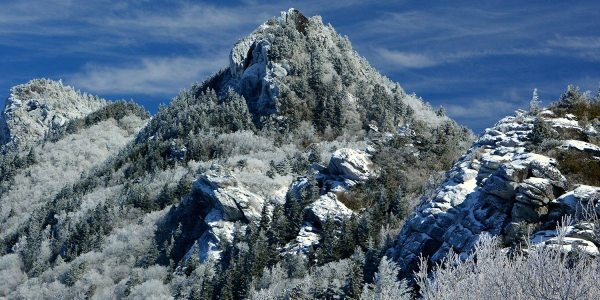 This holiday season, give the gift of natural wonder. Grandfather Mountain offers season passes, guided hikes, nature programs and more. Photo by Victoria Darlington   Grandfather Mountain Stewardship Foundation