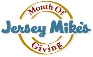 Jersey Mike's Month of Giving