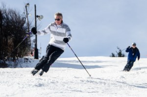 Photo by Kristian Jackson and courtesy of Beech Mountain Resort's website.