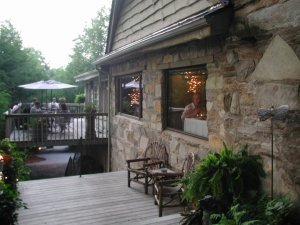 The Gamekeeper is the only Four Diamond restaurant in the High Country.