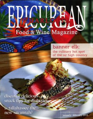 Banner Elk TDA/Epicurean Charlotte, Jan. Feb. 2016 issue