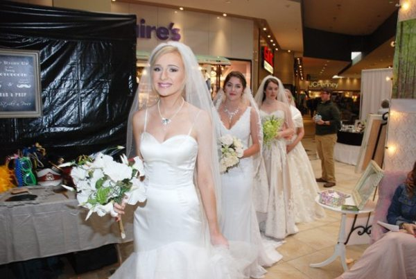 High South Wedding Expo 2016 Fashion Show. Photo by Ken Ketchie.