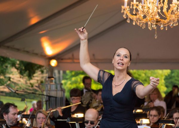 Symphony by the Lake at Chetola Resort in Blowing Rock, NC CORNELIA LAEMMLI ORTH, Music Director/Conductor CORNELIA LAEMMLI ORTH, Music Director/Conductor/Chief Operating Officer. Sponsored by the Blowing Rock Chamber of Commerce with the Symphony of the Mountains from Kingsport TN conductor