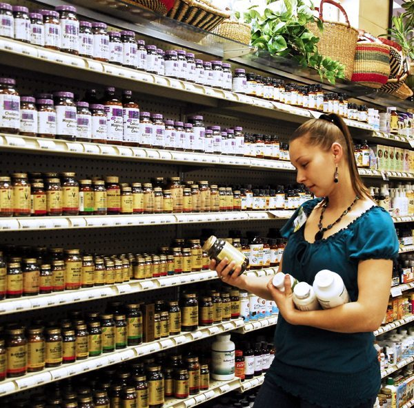 Bare Essentials Natural Market in Boone. Photo by Peter Morris for High Country Magazine.
