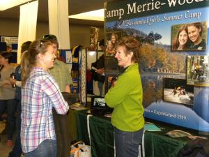 Last year's Outdoor Jobs Fair saw over 300 people turn out. Photo courtesy of ASU