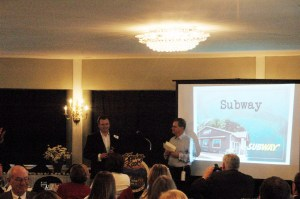 Subway was the winner of the New Construction Award. Photo by Paul T. Choate