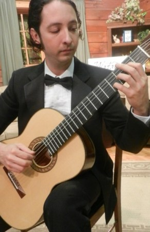 David Smith, Classical Guitar