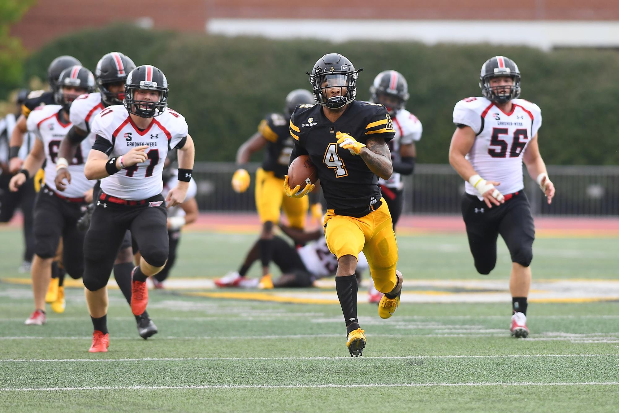 App State in the NFL: How Clifton Duck Fits in the Chicago