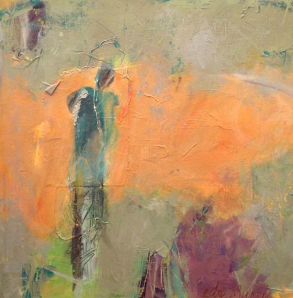 Edie Maney - Verde Envelopment - 24x24