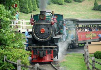 Tweetsie Railroad Engine No. 190