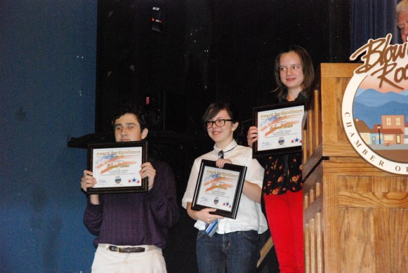 """Essay contest finalists and winners: """"What does Blowing Rock town government mean for my future?"""" Photo by Ken Ketchie"""