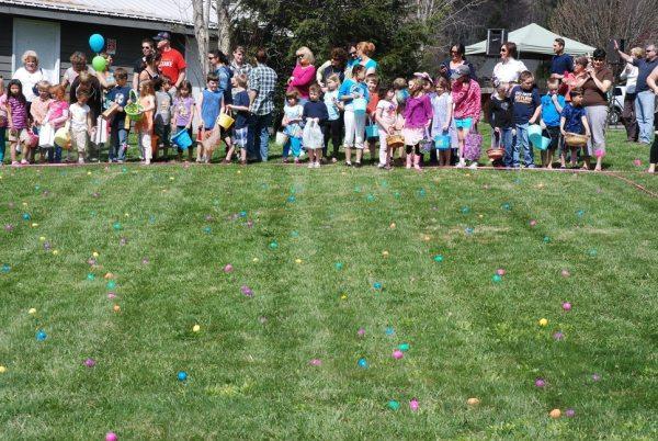 Easter in Banner Elk
