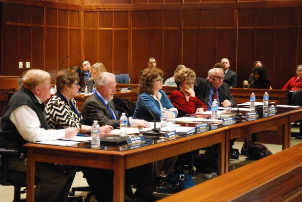 The Watauga County Board of Education were faced with a vote that wouldn't make everybody happy.