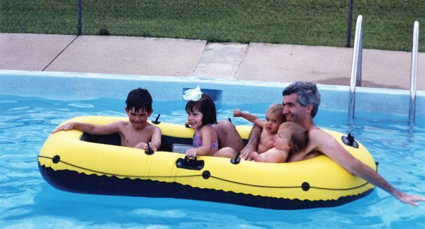 FIX_raft in pool
