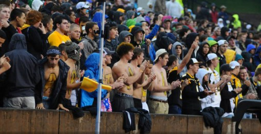 Photo courtesy of App State Sports. Check back fo HCPress.com photos of Fan Fest.