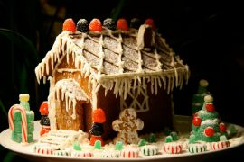 Gingerbread House for Piece