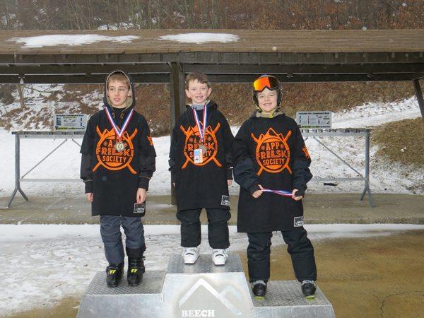 Skier Boys 10-13