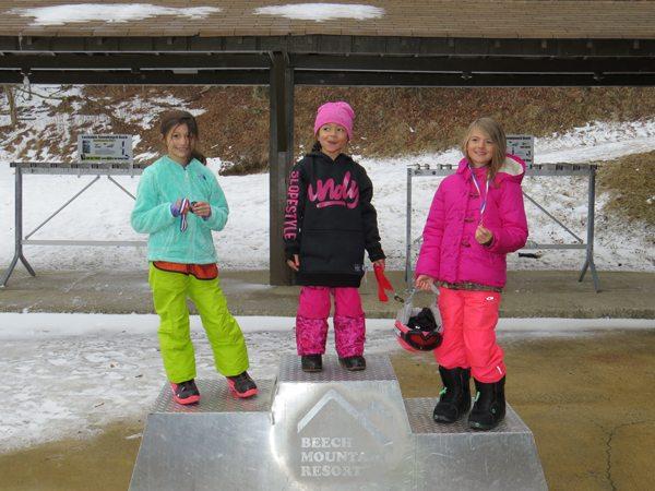 Snowboard Girls 9 and Under