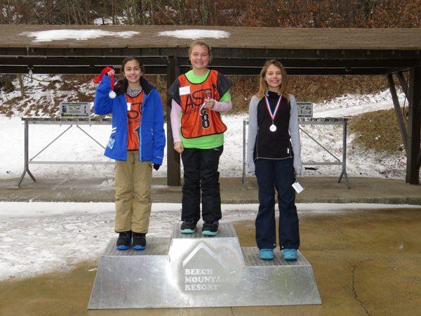 Snowboard Girls 10-13