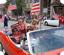 July 4 Parade pic