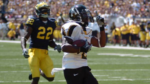 Appalachian State students have the opportunity to buy tickets for the Mountaineers' Aug. 30 rematch at Michigan on Monday, Aug. 18 at the Kidd Brewer Stadium Ticket Plaza. Photo Courtesy: App State Athletics / Keith Cline