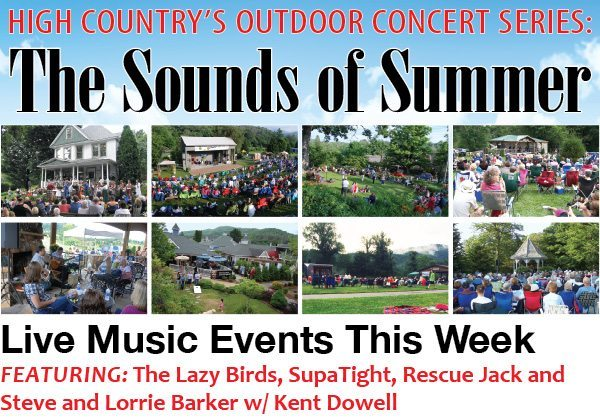 Outdoor music week1