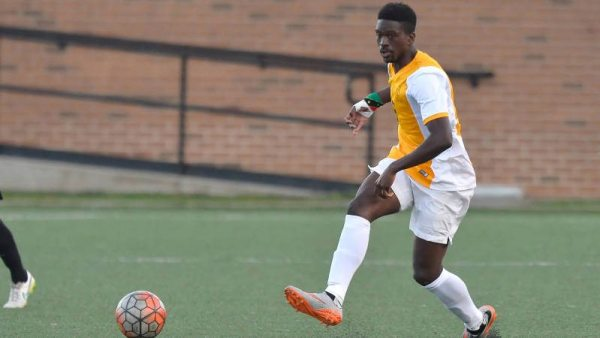Appalachian State University men's soccer improved to 3-1-1 in their last five matches after defeating UNC Asheville 2-1 on Tuesday evening. Courtesy: Tim Cowie / App State Athletics