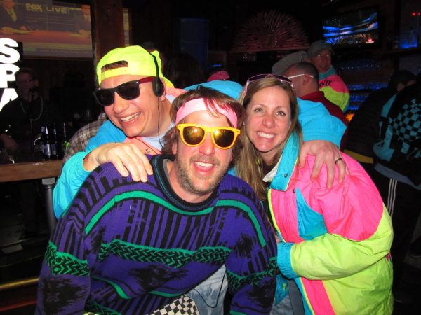 Totally Retro '80s Weekend 2016