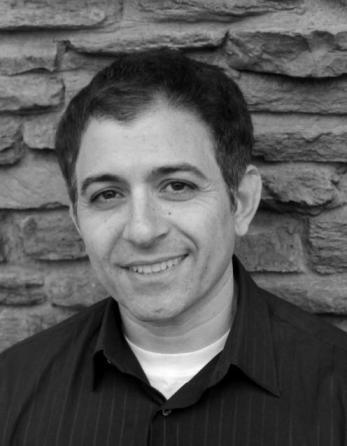 Author Sam Wazan