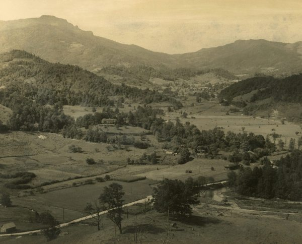1) Shull's Mills vicinity, ca. 1914, Lowery-Whiting Collection, Digital Watauga Project;